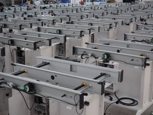 China Dual Lane Linking PCB Conveyor Unique PTB-D 300 with PLC Control System supplier
