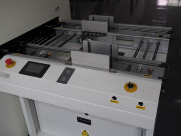 China PTB-F 460-D dual lane Screening Conveyor with PLC control system for pcb assembly supplier