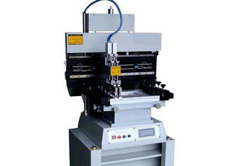 China Economical Solder Paste Printer 15L/min Air Consumption PT-250 with PLC System supplier