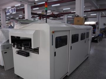 China SUS316 Material Lead Free Wave Solder Machine 21.6KW Pre-heating Power DA-350LFC with Cooling Fans supplier