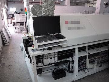 China High efficency Lead Free Reflow Soldering PID Cloesd-loop Control System supplier
