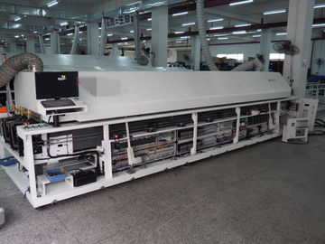 China 2650kg Small Lead Free Reflow Oven L5245*W1420*H1520 mm Dimensions distributor