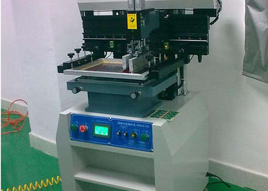 China Touch-screen solder paste printer semi-auto PT-250 model with 5s Printing Time factory