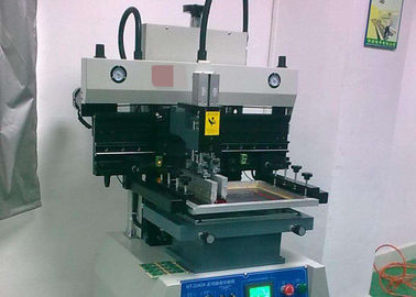 China 0.3KW Perfect high-end solder paste printing machine 50-350mm wide pcb factory