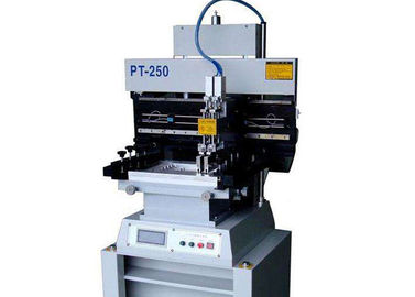 China PT-250 SMT Solder Paste Printer 950Mm Conveyor Height Plc Control System factory