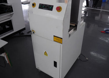 China 1.0mm thickness Pcb Loader Machine Economical DZ-460 Model Roof Type distributor