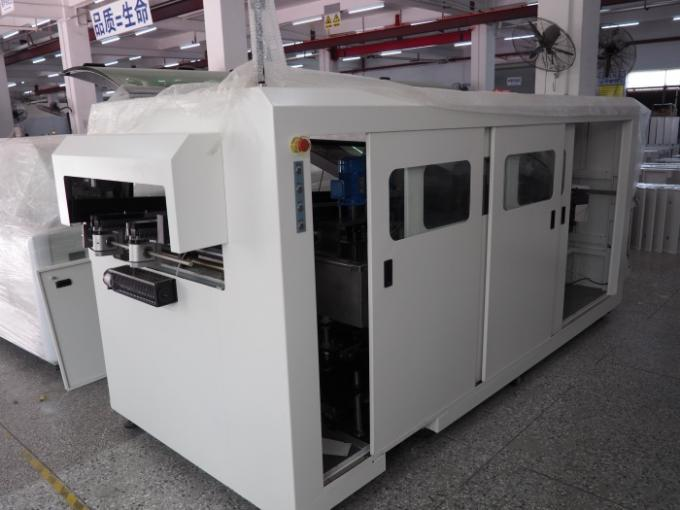 Economical Wave Soldering Machine Conveyor Speed 400 - 1800mm/min DA-450LFC Model